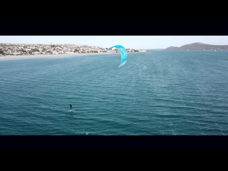 kite foil paradicsomban