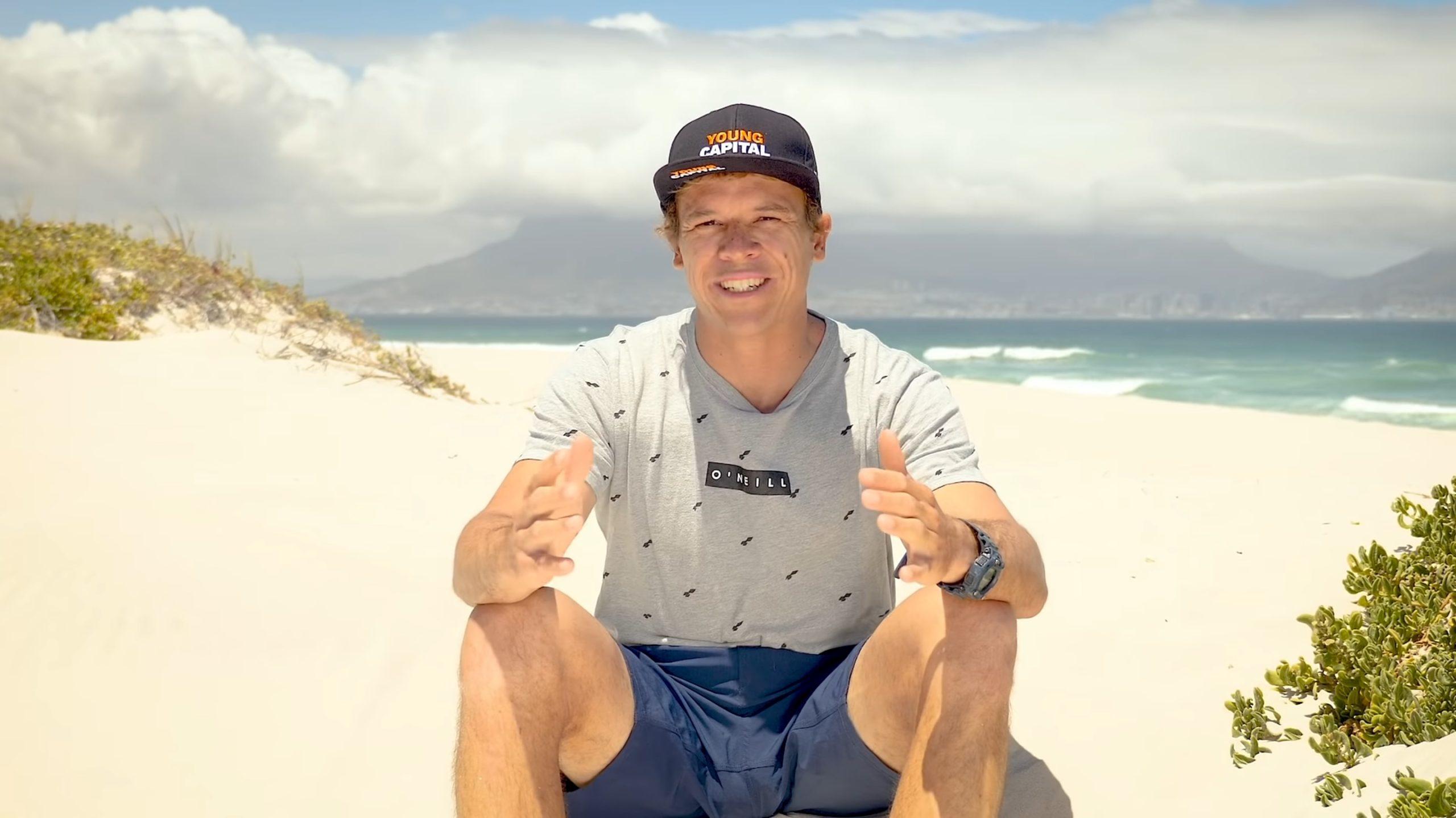 2020 nagy újdonsága: Kevin Langeree otthagyja a Naish-t