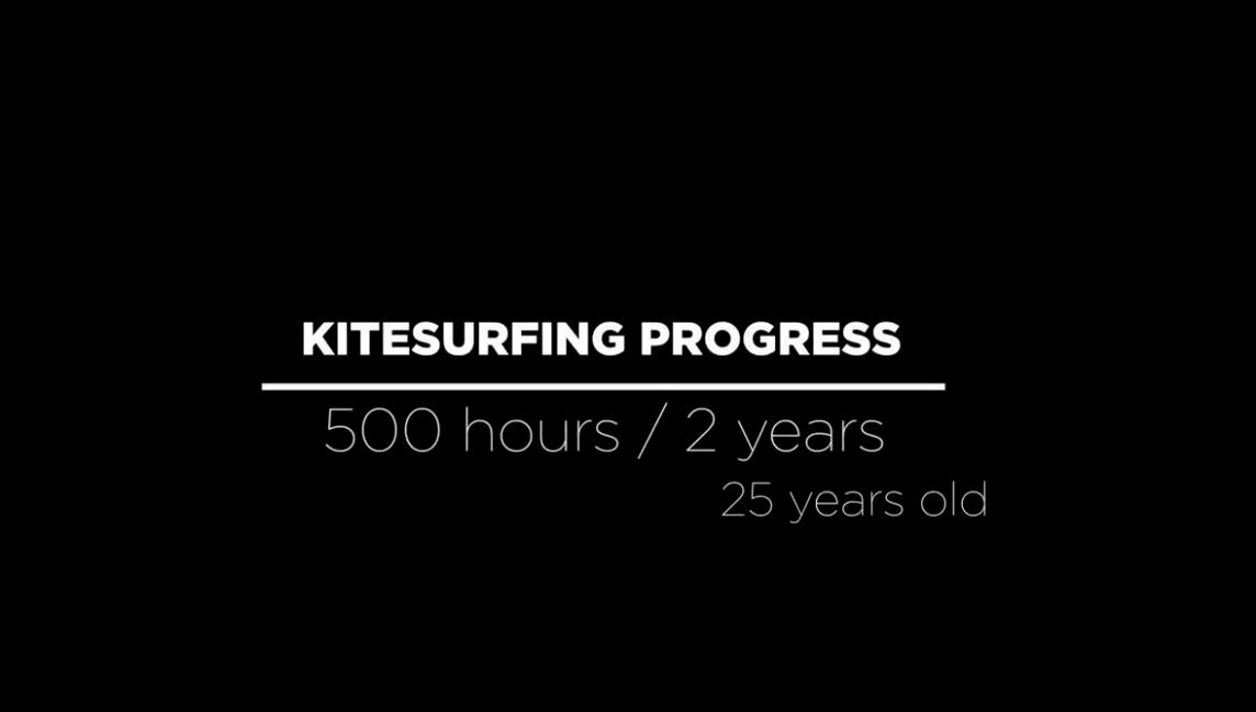 Mire elég 2 év, azaz közel 500 óra kite-ozás nulláról kezdve?